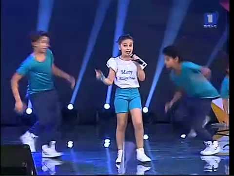 JESC 2014 Armenia  Mery Kocharyan   Chi Kareli Live At National Final