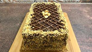 Шоколадова торта без печене Торт шоколадный без духовки
