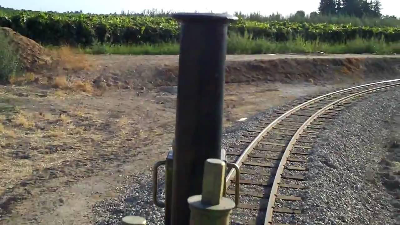"""Locomotives For Sale >> 15"""" Gauge Crown Live Steam Locomotive For Sale - YouTube"""