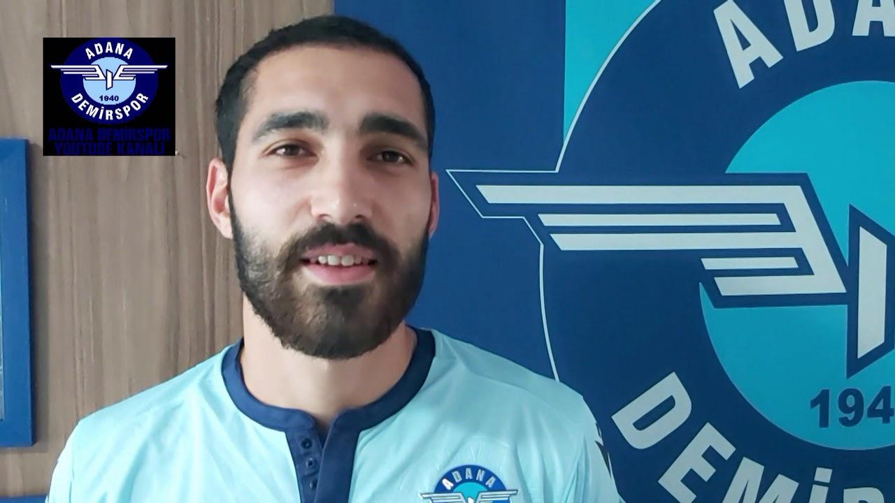 Samed Ali Kaya: ''Büyük bir camiaya geldim'' - YouTube