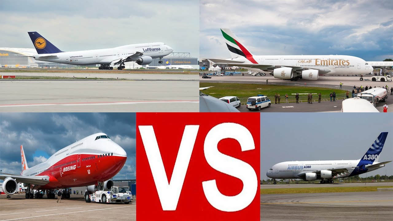 airbus a380 vs boeing 747 8 A agência nacional de aviação civil (anac) do brasil aprovou uma nova listagem de aeroportos que a partir de agora estão aptos a receber aviões airbus a380 e.