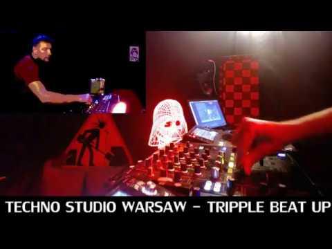 Techno Studio Warsaw - Tripple Beat Up #1 ( Tracklist )
