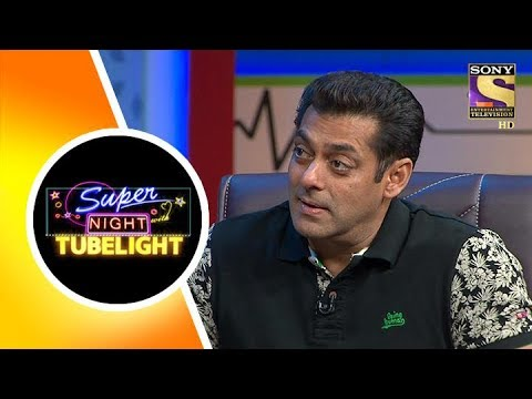Salman and Sohail Have To Recognise A Movie Name – Super Night with TUBELIGHT – 17th June
