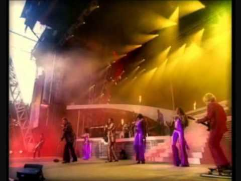 Johnny Hallyday - Allumer Le Feu