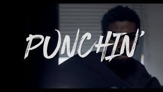 "Teejayx6 ""Punchin'"" ft. NLE Choppa (Official Music Video)"