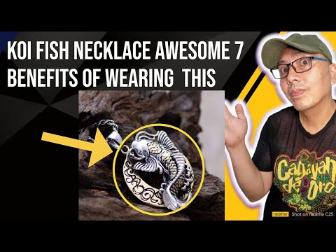 Awesome 7 Benefits Of Wearing Koi Jewelry This 2019 & Beyond