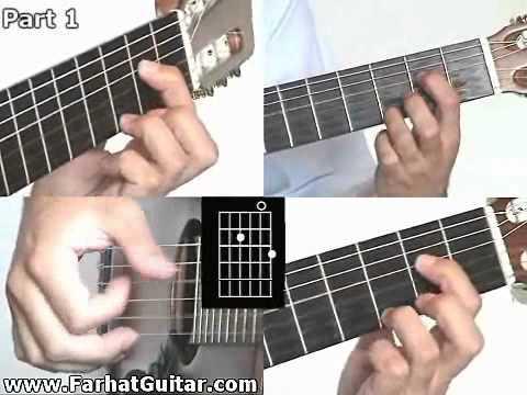 Road Tripping - RHCP Guitar Cover FarhatGuitar.com