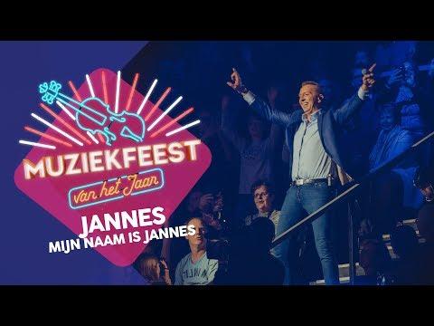 Jannes - Ietsie pietsie | Muziekfeest van het Jaar 2018 from YouTube · Duration:  3 minutes 37 seconds