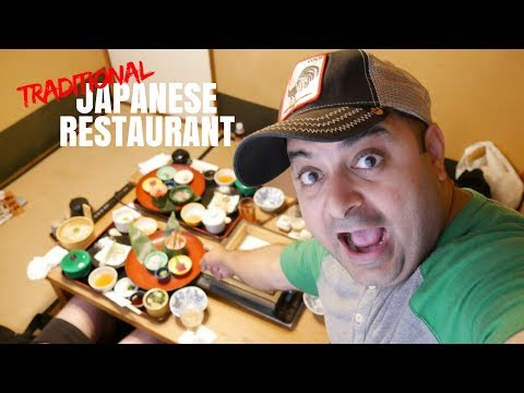 Fancy Japanese Food For Under $20!