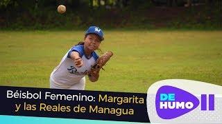 El primer equipo de béisbol femenino en Nicaragua