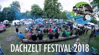 Dachzelt Festival 2018 - Danke für die Hammer Tage !