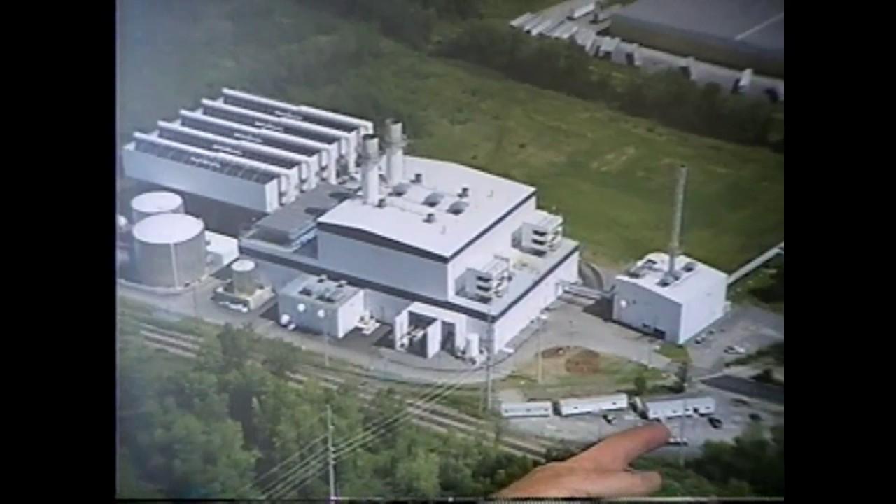 WGOH - Falcon Seaboard Saranac Energy  10-27-94