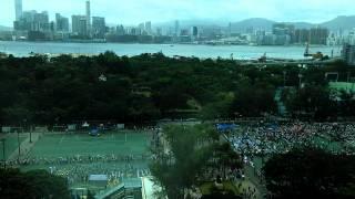 The Hong Kong 1 July protests 2013 - (1)