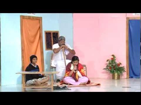 Sharon Fellowship Church Sharjah- CEM & Sunday School Anniversary-2014 (Malayalam Christian Skit)