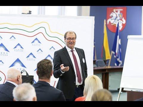 Viktoras Uspaskich tiesiogiai: kaip Europos Parlamentas gali užbaigti Lietuvos žmonių diskriminaciją