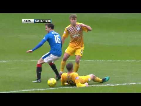 Scottish Cup - Rangers vs Morton 12 February 2017 Full Match