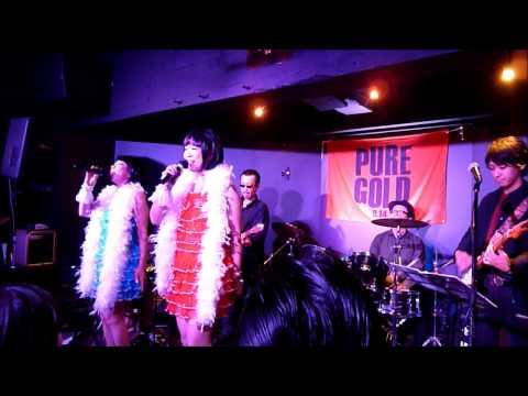 PURE GOLD 昭和歌謡LIVE Chie&Mari