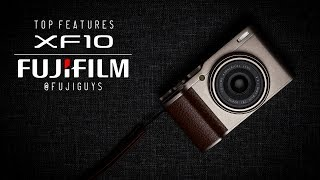 видео Обзор Fujifilm FinePix F10