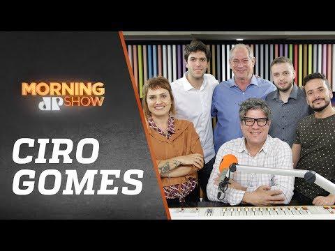 Ciro Gomes - Morning Show - 250619