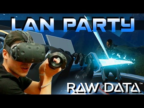 VR Katana PVP Duels - Raw Data