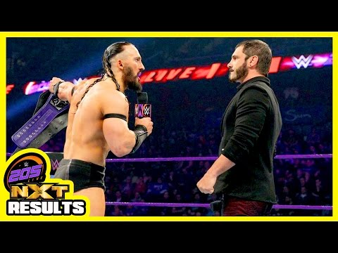 WILL ARIES CLAIM GOLD? WWE NXT & 205 Live Review & Results (Going in Raw Podcast Ep. 194)