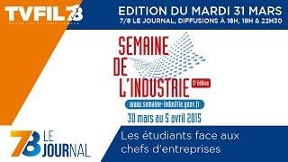 7/8 Le journal – Edition du mardi 31 mars 2015