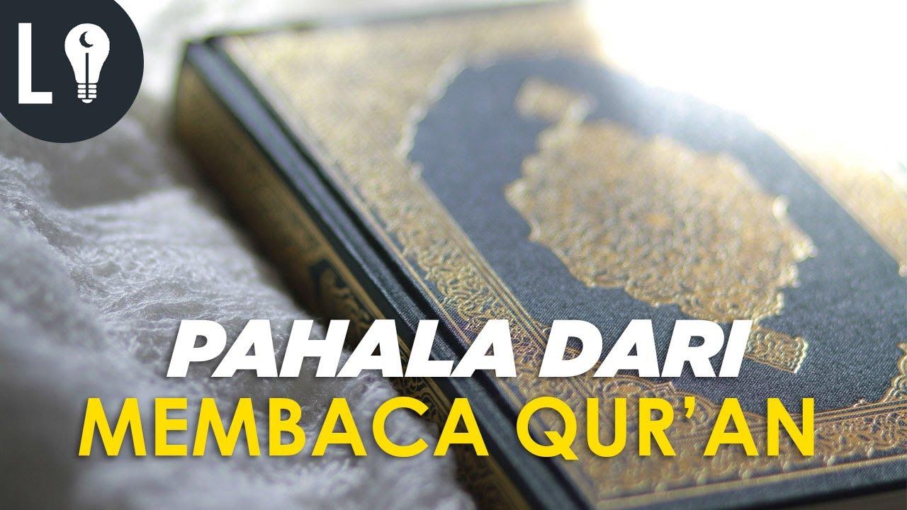 Baca Qur'an Itu Pahalanya Dihitung Per Huruf | Mufti Menk