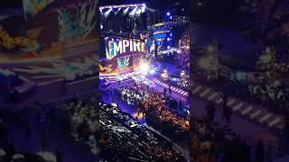 WWE Intro and Roman Reigns Entrance - Raw May 14th 2018