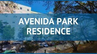 AVEN DA PARK RES DENCE 3 Лиссабон обзор – отель АВЕНИДА ПАРК РЕЗИДЕНС 3 Лиссабон видео обзор