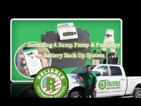 Sump Pump Services in Dallas