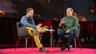 Linus Torvalds about Linux and Git