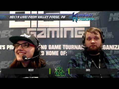 NEC19 Killer Instinct Tournament