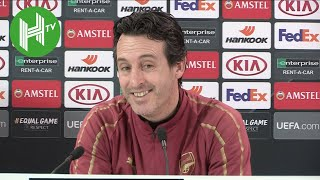 Arsenal v Qarabag   Unai Emery wants defensive additions in January window