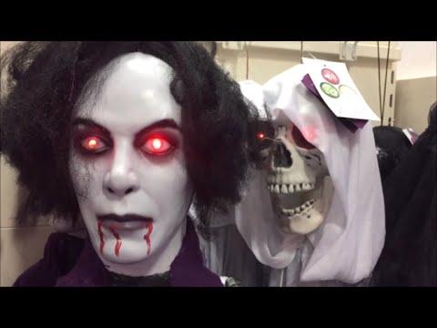 london uk halloween best store displays youtube