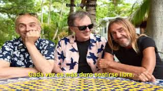 Underworld & Iggy Pop — Get your shirt (subtitulada).