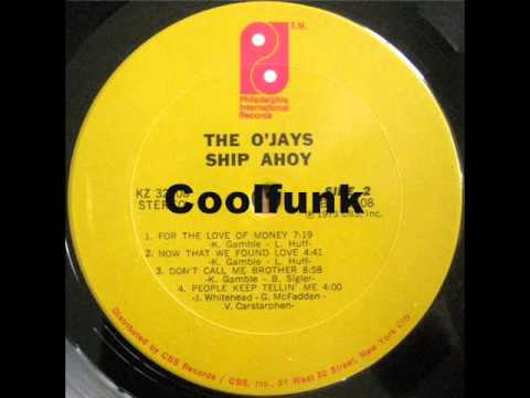 The O'Jays - For The Love Of Money (Soul-Funk 1973)