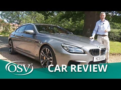 BMW 6 Series Gran Coupe In-Depth Review | OSV Car Reviews