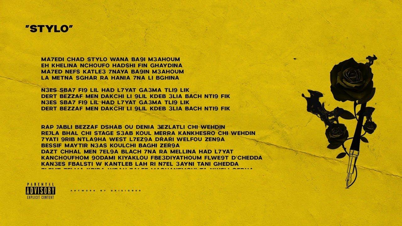 Download MADD - STYLO (Prod. by Louisyrn & Takmihaya)