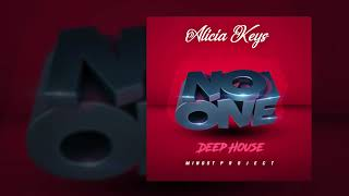 Alicia Keys - No One (Minost Project Deep House Remix)