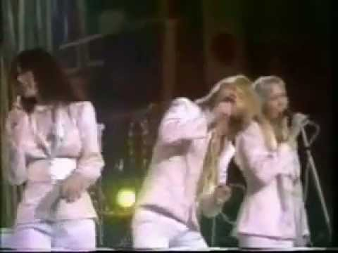 Abba - Cotton Smokey Midnight