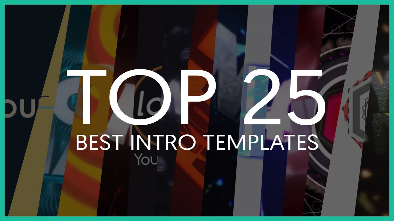 cool intro templates sony vegas - top 25 best intro templates of 2015 sony vegas after