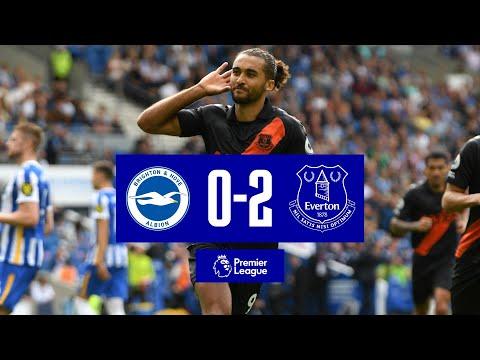 Brighton Everton Goals And Highlights