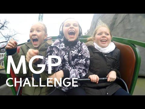 Tivoli MGP Challenge: Sofie & Augusta vs. Meeh