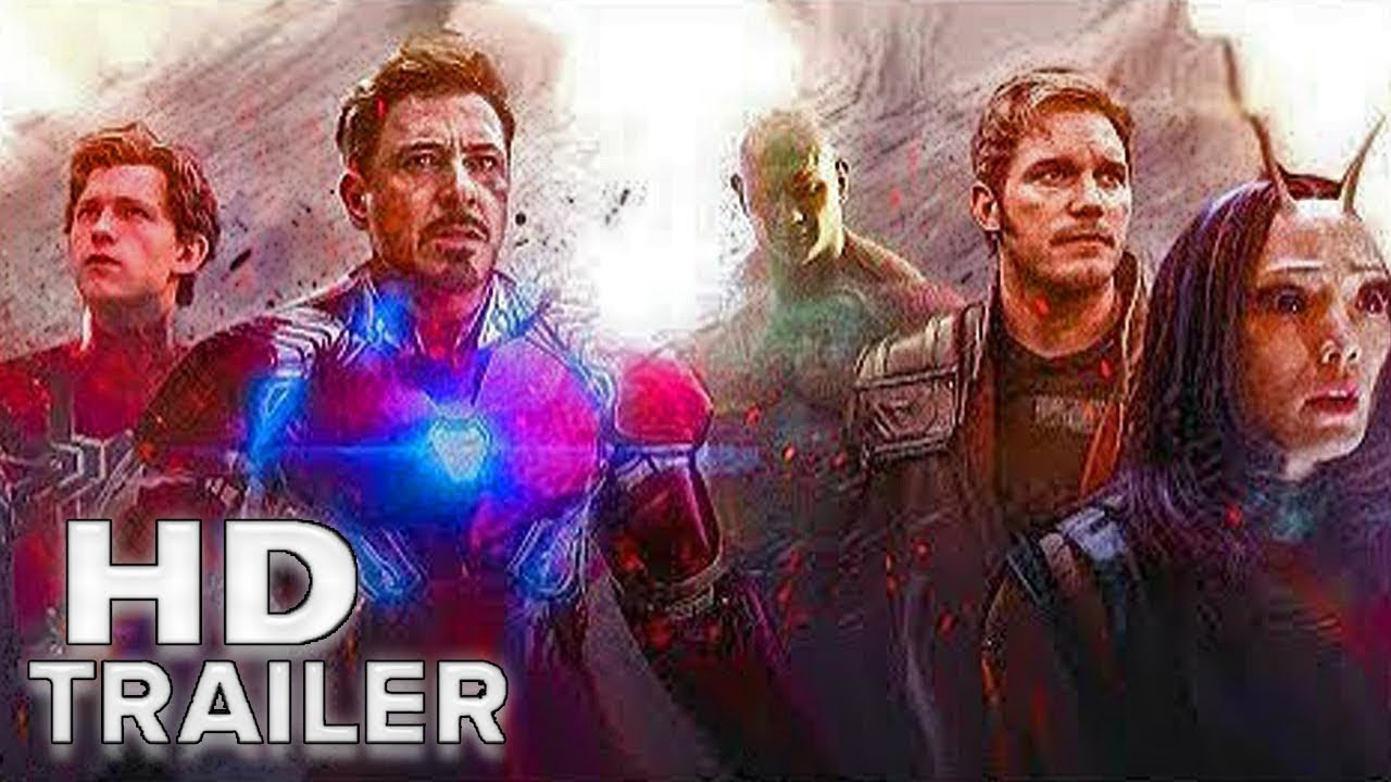 avengers: infinity war final trailer official - marval studios - youtube