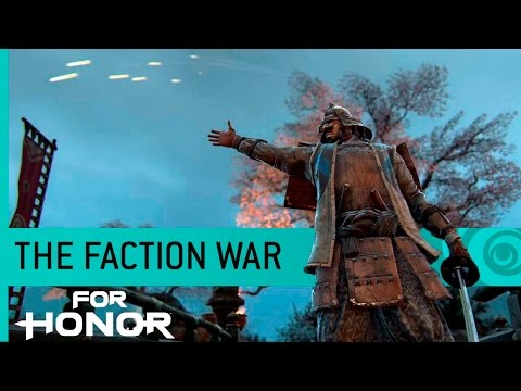 For Honor Trailer: The Faction War Metagame - Fight to Control Territories
