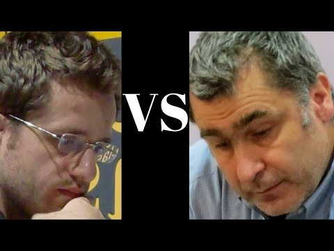 Chess Opening Disaster: Levon Aronian vs Vassily Ivanchuk : World Cup (2017) :  English Opening