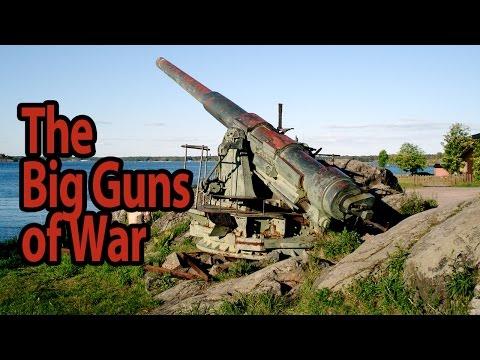 Artillery - The Big Guns of War