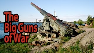 Artillery - The Big Guns of War