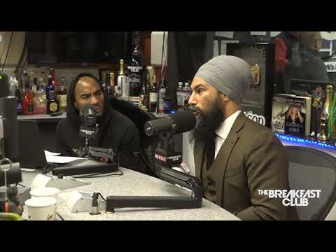 Jagmeet Singh On Canada's New Democratic Party Resolutions, Revamping Health Care + More