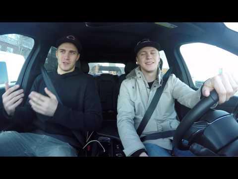 Carpool with the Swedes II